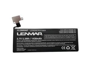 Lenmar LENMAR CLZ605AP iPhone 4S Replacement Battery LENCLZ605AP