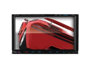 "Boss Audio BV9757B Double-DIN DVD/CD RDS Receiver with 7"" Digital TFT Monitor"