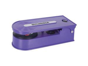 Sylvania STT008USB PURPLE PC Encoding USB Turntable (Purple )