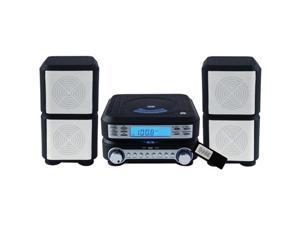 Sylvania SRCD635 AM / FM CD Micro System