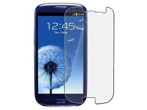 eForCity Samsung Galaxy S 3 III i9300 Screen Protector - Reusable Anti-Glare Matte Screen Protector Guard Shield Film For ...