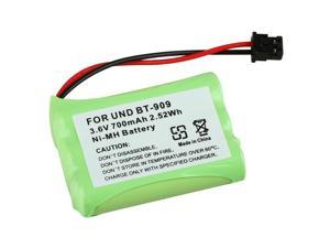 Compatible Ni-MH Battery for Uniden BT-909 Cordless Phone