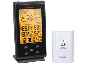 FIRST ALERT SFA2700 Radio-Controlled Wireless Weather Station