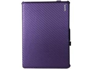 POETIC 840275102517 iPad (R) Air StrapBack Case (Carbon Fiber Purple)