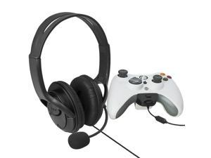 eForCity Gaming Headset with Microphone for Xbox 360