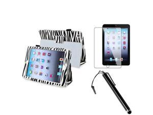eForCity For Apple iPad Mini 1 / Apple iPad Mini 2 / iPad Mini with Retina Display (iPad Mini 3) Magnetic PU Leather Folio ...