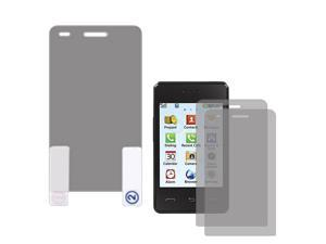MYBAT Screen Protector Twin-Pack Compatible With LG 840G