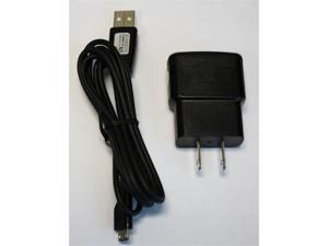 Samsung USB Travel Charger w/ Data Cable ETA0U60JBE
