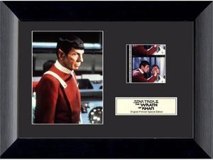 Star Trek The Wrath of Khan Minicell Film Cell