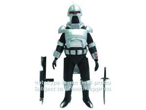 Biff Bang Pow Mego Style Battlestar Galactica Cylon Battle Damaged Figure