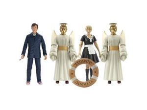 Doctor Who - Voyage of the Damned Gift Action Figure Set
