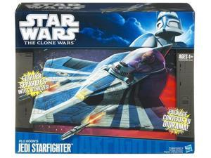 Star Wars Clone Wars Starfighter Vehicle Xanadu Blood Action Figure
