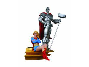 Superman Family Multi Part Statue Part 2
