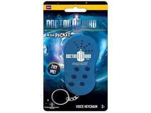 Doctor Who In Your Pocket Talking Key Chain