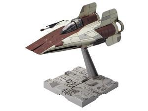 Star Wars A-Wing Fighter 1:72 Scale Model Kit