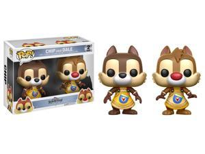 Funko Pop Disney: Kingdom Hearts -  Chip & Dale 2 pack