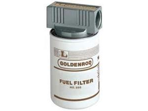 "56592 (595-3/4"") Goldenrod 3/4"" Fuel Tank Filter Assembly (Diesel & Gasoline)"