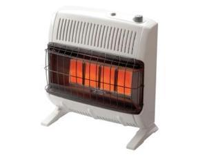 Vent Free 30,000 BTU Radiant, Natural Gas Heater