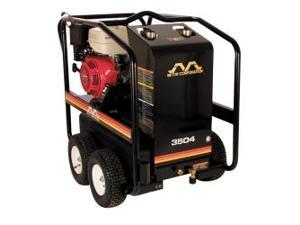 Honda Gas Hot Water Pressure Washer