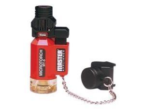Butane Powered, Self Igniting, Pocket Sized Microtorch