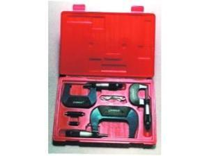 3 Piece Outside Micrometer Set