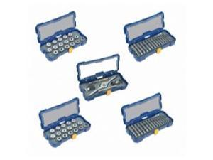 76 Piece SAE Metric Tap and Die Set
