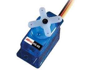 Hitec HS-50 Featherlite Servo JR Connector  HS50 Tail