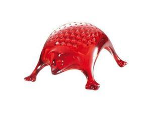 Koziol Kasimir Cheese Grater in Transparent Red