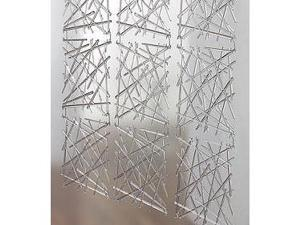 Koziol Stixx Clear Transparent Partitions, One Piece - 10.5 x 10.5 Inches