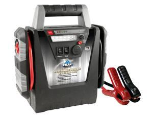 Peak 450 Amp Jump-Starter/Inflator/DC/USB Power & Worklight