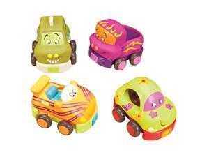 B. Toys Wheeee-ls