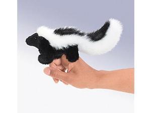 Folkmanis Puppet Mini Skunk 8""