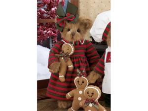 "Bearington Bears-Ginger & Gingerbread-14"""