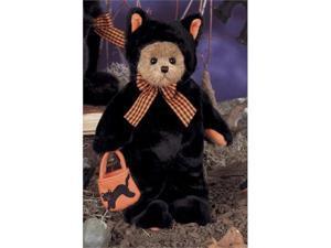 Scared E. Cat Bear