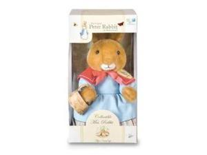 Collectible Mrs. Rabbit The World of Beatrix Potter by Kids Preferred