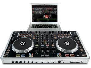 Numark N4 - 4 Deck MIDI controller