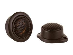 BOSS AUDIO TW-12 NEW POLY-DOME SURFACE FLUSH MOUNT TWEETER WITH HOUSING 200W