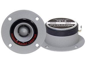 PYRAMID TW18 300 Watt Aluminum Die-Cast Super Titanium Tweeter
