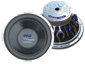 PYLE CAR AUDIO PLWB125 NEW 12 INCH  CAR AUDIO SUBWOOFER 800 WATT 4 OHM IMPEDANCE