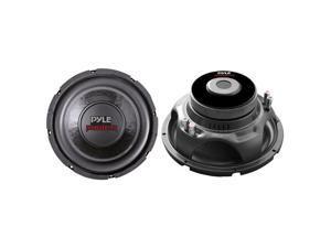 "PYLE CAR AUDIO PLPW8D NEW 8"" 800 WATTS DUAL 4-OHM BLACK SUB WOOFER SPEAKER UNIT"