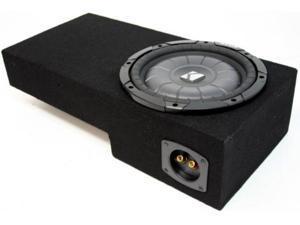 FORD EXPLORER SPORT TRAC 01 06 KICKER CVT10 SUB BOX NEW