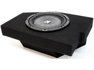 "DODGE RAM 02-08 10"" POWERED KICKER SUB BOX COMP CVT10"
