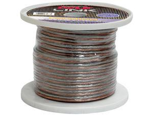 PYLE CAR AUDIO PSC14100 NEW 100 FEET SPOOL CAR AUDIO SPEAKER ZIP WIRE 14 GAUGE