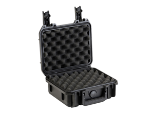 "SKB CASES 3I-0907-4B-L 4"" DEEP MIL-STD WATERPROOF SMALL CASE W/ LAYERED FOAM NEW"