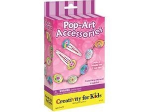Creativity for Kids: Pop Art Accessories Arts & Crafts