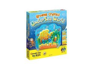 Creativity for Kids: Growing Crystals Undersea World Growing Crystals Arts & Crafts