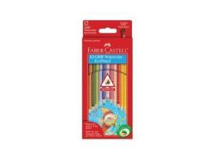 Eco Pencils: 12 Grip Watercolor Pencils Arts & Crafts