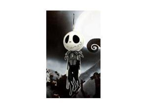 Nightmare Before Christmas: Jack Skellington Little Body Jack Plush