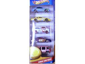 Hot Wheels: 5 Pack Classics Stock Car Race 5 pack Diecast Vehicle Set