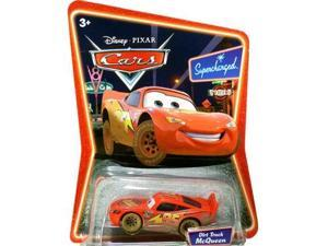 Cars Series 2: Dirt Track McQueen Vehicle